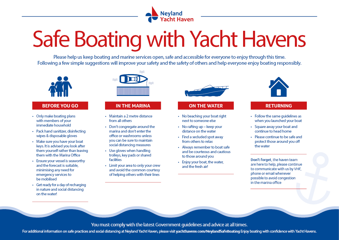Safe Boating with Yacht Havens